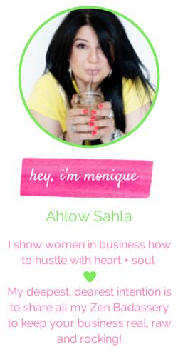 hey, i'm monique